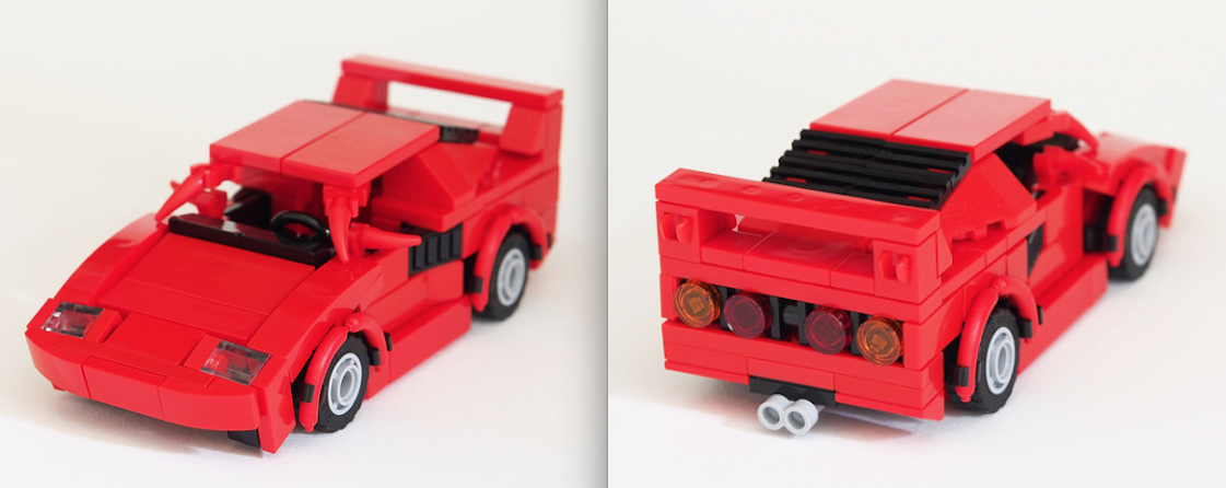 ferrari the lego car blog. Black Bedroom Furniture Sets. Home Design Ideas