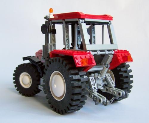 Lego Tractor 1500 TVL