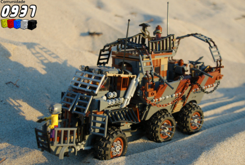 Lego Mad Max Truck