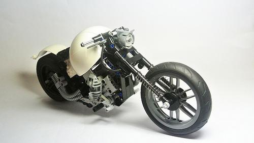 Lego Technic Chopper