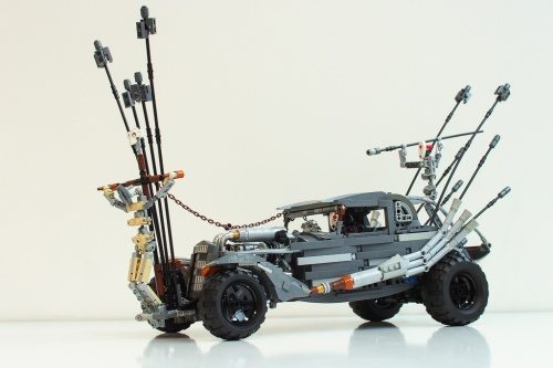 Lego Mad Max Fury Road Vicious