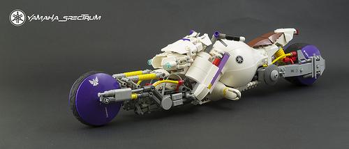 Lego Yamaha Spectrum
