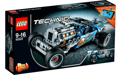 Lego Technic 42022 Review