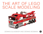 The Art of Lego Scale Modeling
