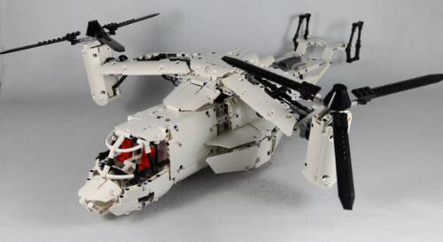 Lego Technic V22 Osprey RC