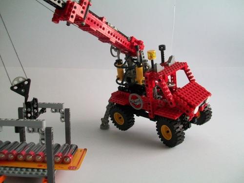 Lego Technic Crane