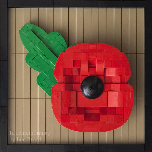 Lego Poppy
