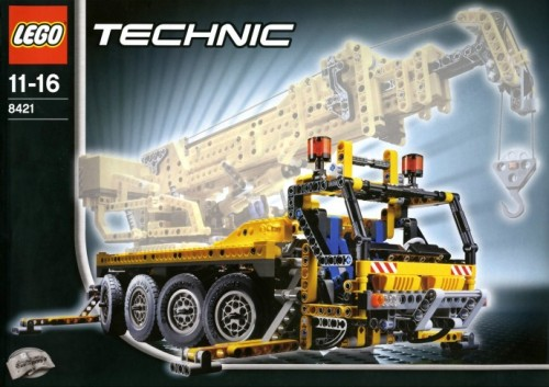 Lego 8421 Review