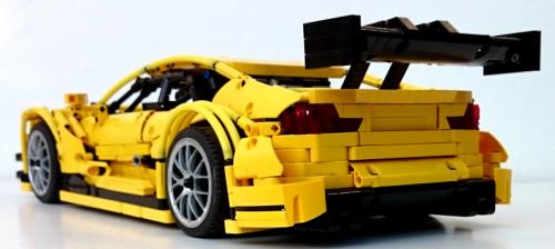 Lego Technic BMW M4 DTM