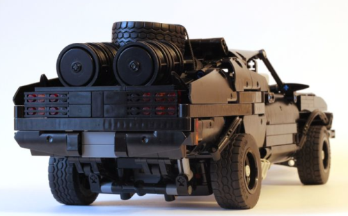 Technic Mad Max Car