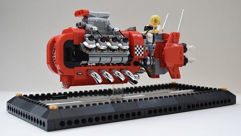Lego V8 Speedster