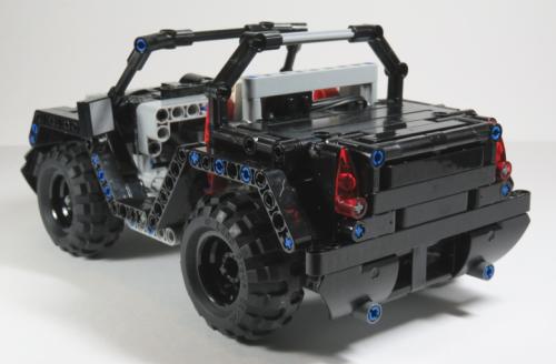 jeep the lego car blog. Black Bedroom Furniture Sets. Home Design Ideas