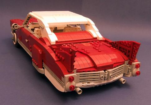 Lego Cadillac