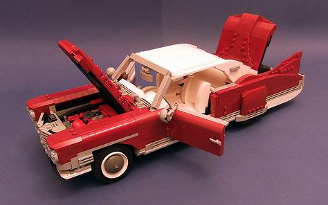 Lego Cadillac Eldorado