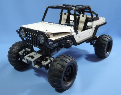 Lego Formula Off Road