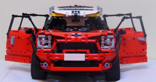 Lego Technic Mini Countryman