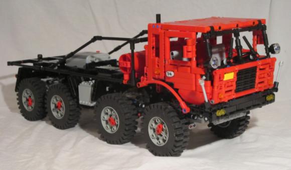 Lego Technic Tatra 8x8 Dakar