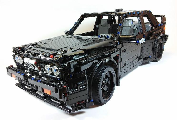 Lego Technic Bmw M3 The Lego Car Blog