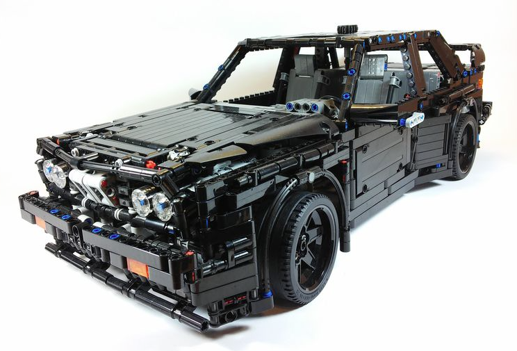 mechanical three the lego car blog. Black Bedroom Furniture Sets. Home Design Ideas
