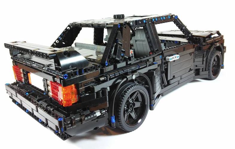 Lego Technic Bmw M3 E30 The Lego Car Blog