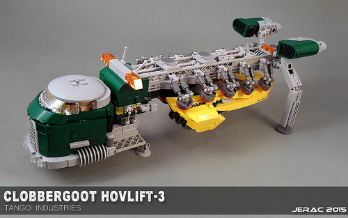 Lego Hover Truck