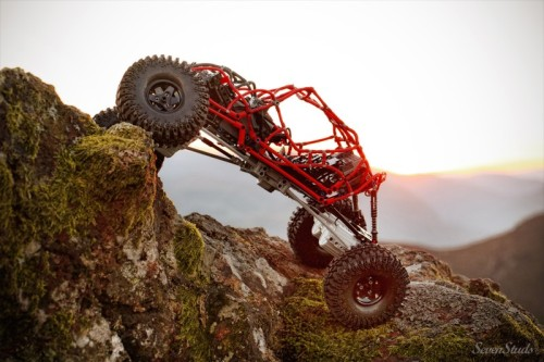 Lego Technic RC Rock Crawler