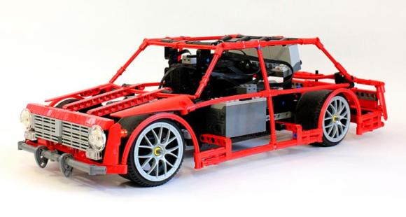Lego technic VAZ-2101