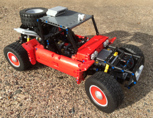 Lego Technic Beach Buggy