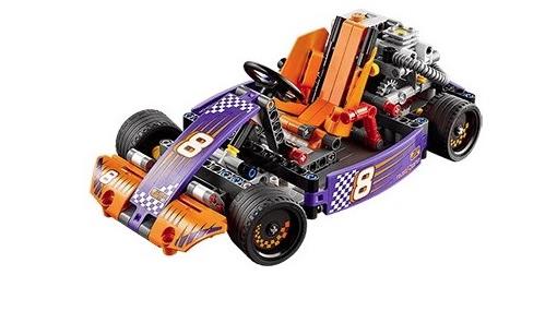 Lego Technic 42048 Go Kart