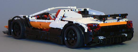 lego technic supercar 2016 the lego car blog. Black Bedroom Furniture Sets. Home Design Ideas