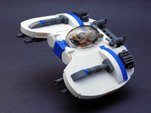 Lego Spaceship Spacecraft Sci-Fi Star Wars