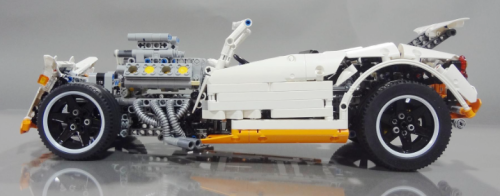 Lego Technic Crowkillers Hot Rod
