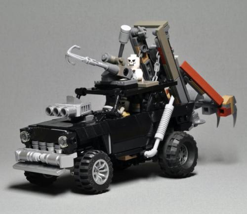 Lego Post-Apoc Truck