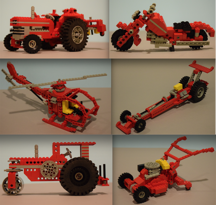851 The Lego Car Blog