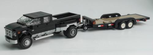 Lego Dodge Ram 3500