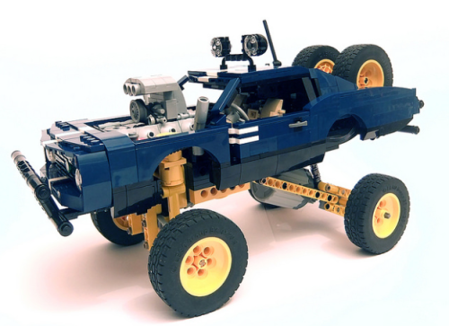 Lego 41999 Redux