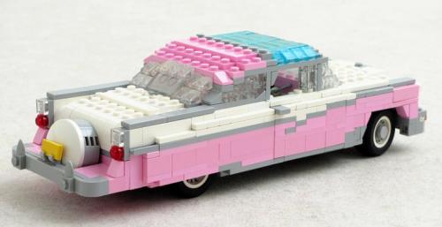 Lego Ford Fairlane Ralph Savelsberg