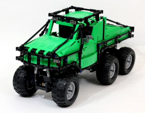 Lego Technic RC 6x6 Dodge T-Rex