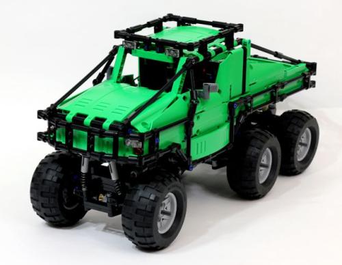 Lego Technic RC 6x6 Dodge T-Rex