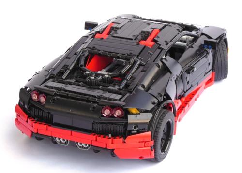 Lego Bugatti Veyron SS