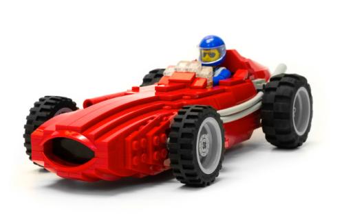 Lego Maserati 250F Tipo