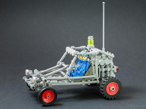 Lego Lunar Dune Buggy