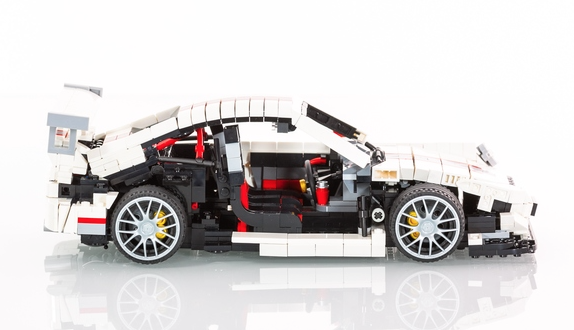 porsche 911 gt3 rs picture special the lego car blog. Black Bedroom Furniture Sets. Home Design Ideas
