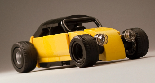 Lego Volksrod VW Beetle