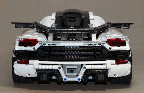 Lego Technic Koenigsegg One:1 Supercar