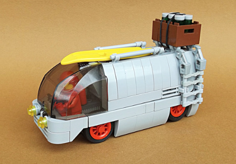 Lego Space VW Camper