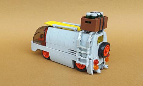 Lego Sci-Fi VW Transporter