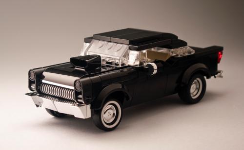 Lego '55 Chevrolet Gasser