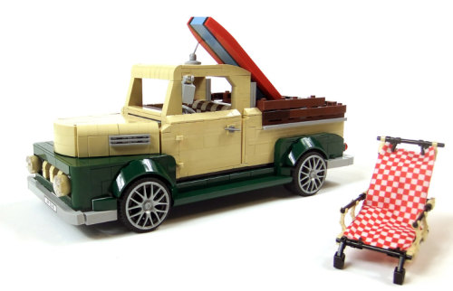 Lego Ford F-Series Truck