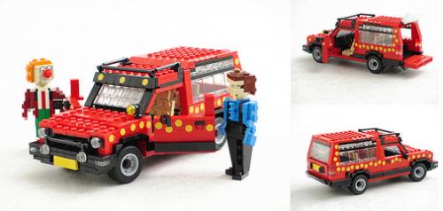 Lego Mantra Rancho